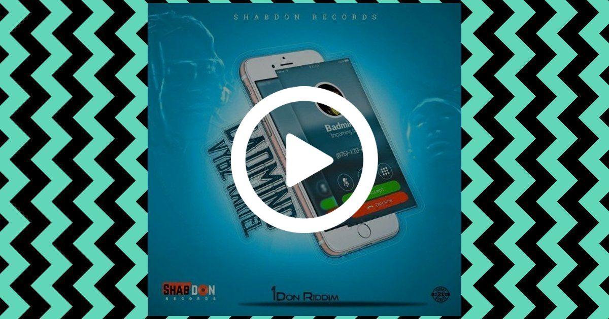 Listen to Vybz Kartel - Badmind Suh [1 Don Riddim] Dancehall 2019